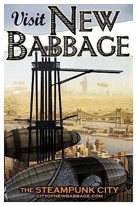 Visit New Babbage's Facebook Locale, at...