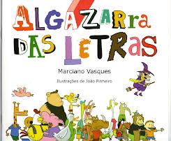 ALGAZARRA DAS LETRAS!