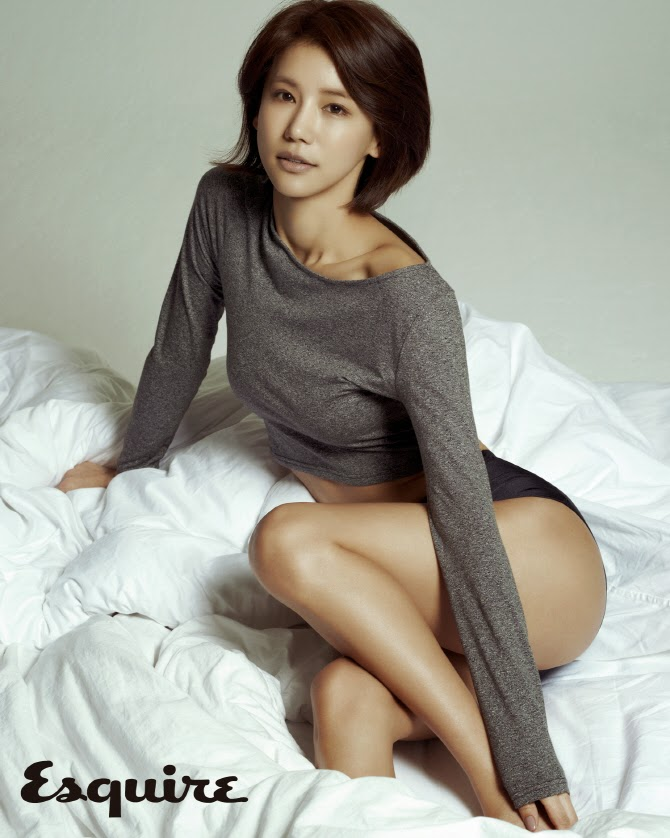 Oh In Hye - Esquire November 2014