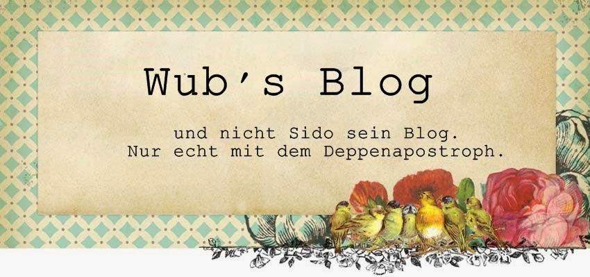 Wub's Blog