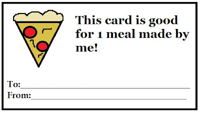 pizza meal coupon template