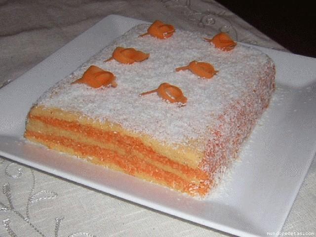 Cocinando con thermomix tarta de zanahoria y coco - Canal cocina thermomix ...