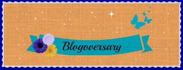 Blogoversary Banner
