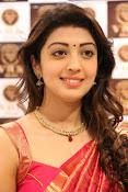Pranitha glamorous photos at VRK Silks-thumbnail-18