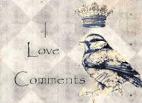 Adoro los comentarios
