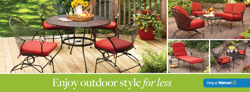 Better Homes And Gardens Outdoor Living Sweepstakes My