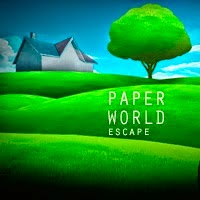 Juegos de escape Paper World Escape