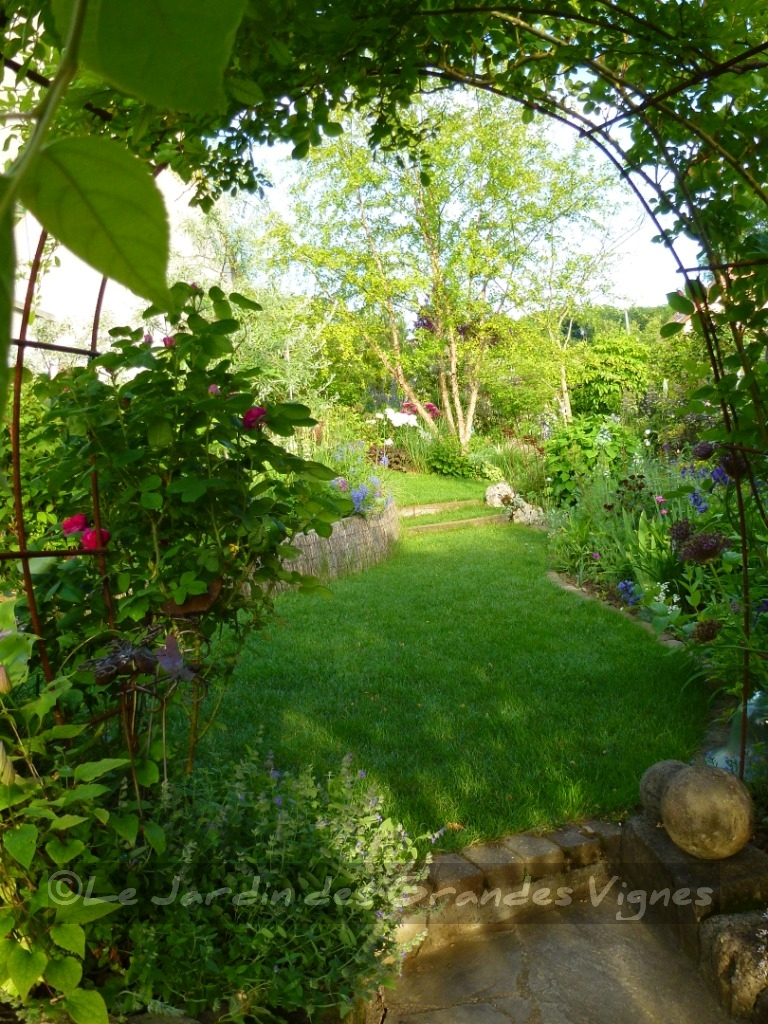 Le jardin des grandes vignes ambiances d 39 t - Le jardin des grandes vignes ...