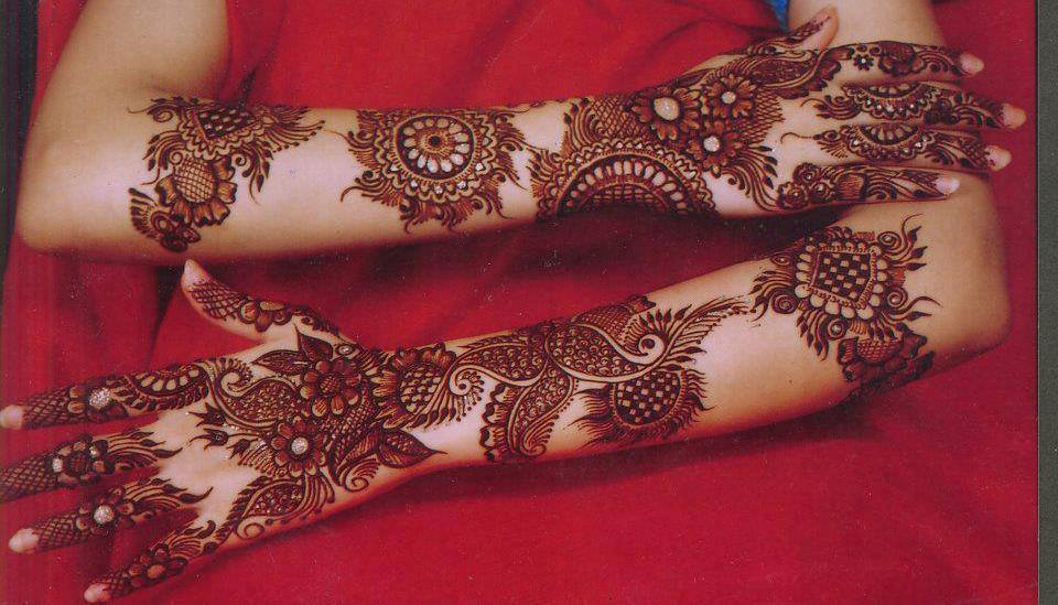 Mehndi Beautiful Design Images : Latest fashion updates providers indian henna