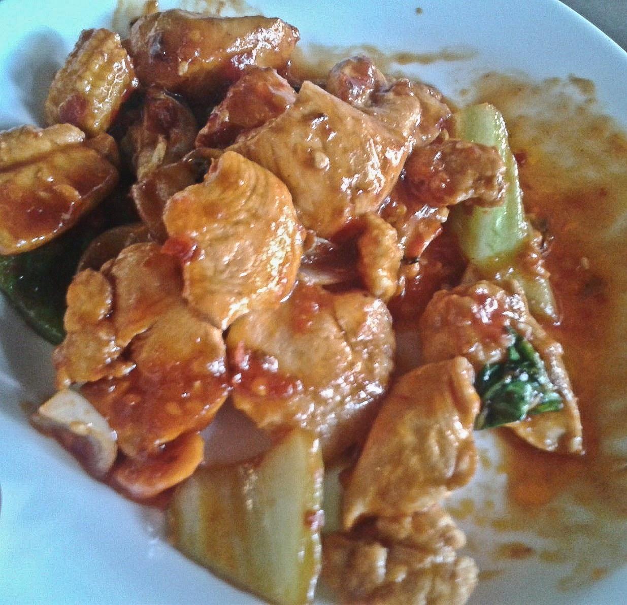 ... soy sauce stir fried noodles chili soy sauce dip chicken stir fry
