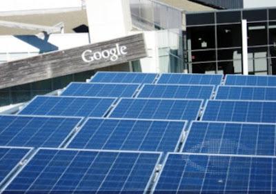 googleplex paneles solares google