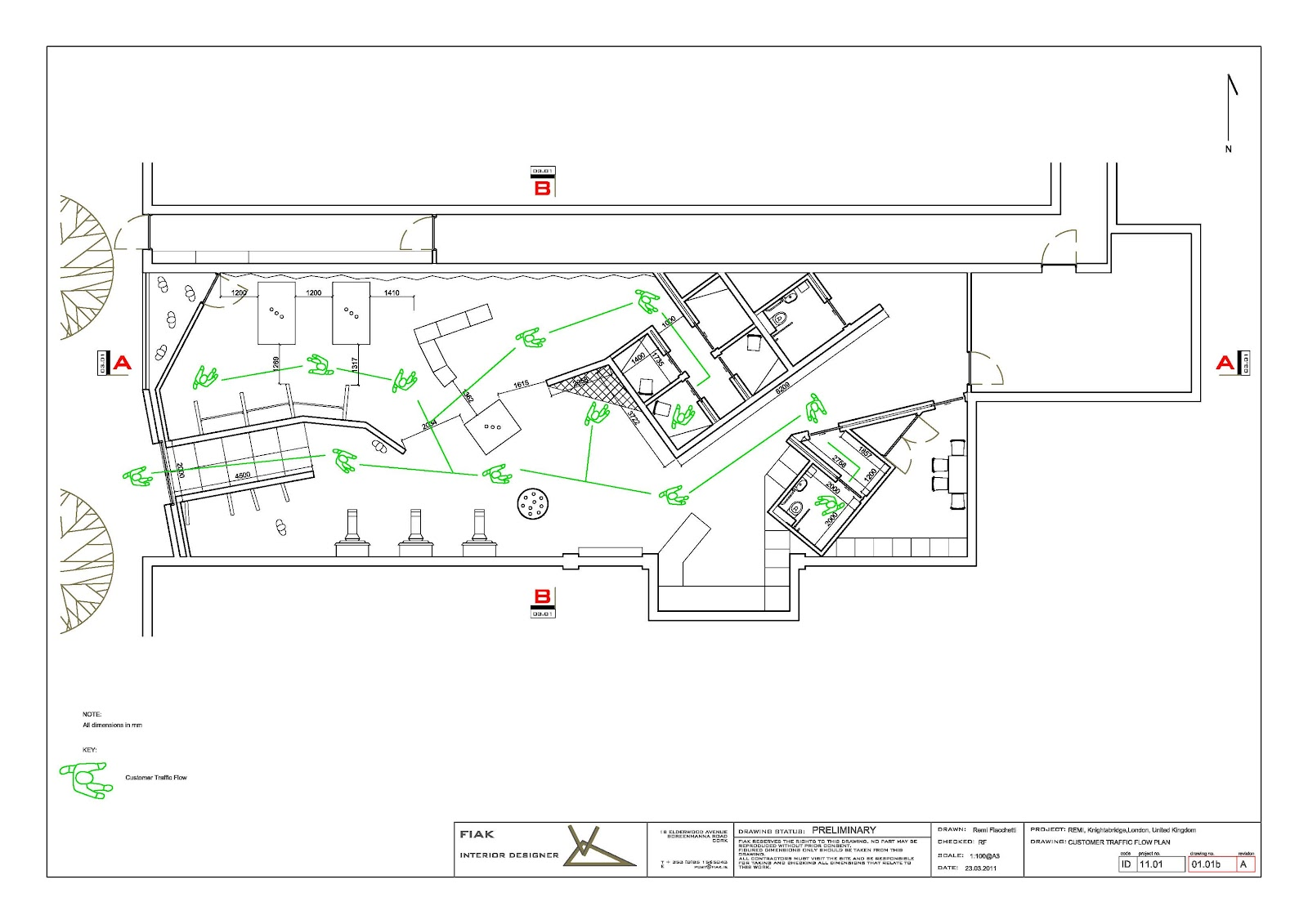 The Gallery For Shopping Mall Interior Sketch