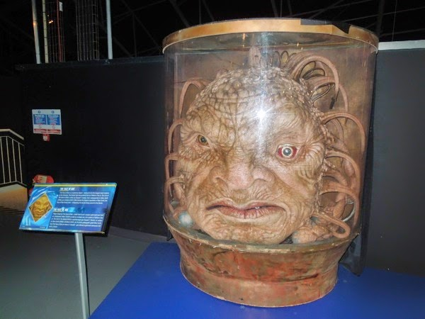 Doctor Who Face of Boe