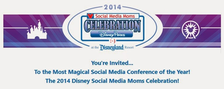 DisneySMMoms invitation