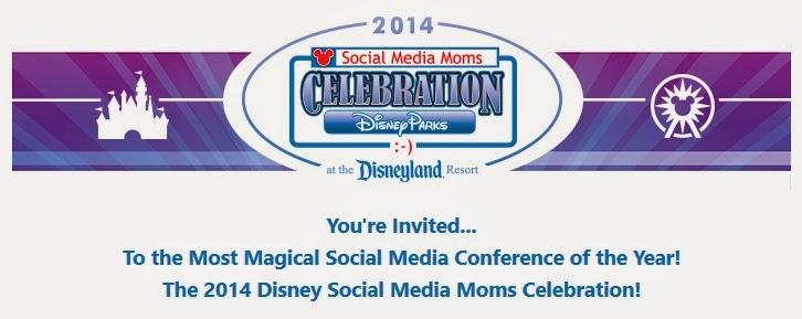 DisneySMMoms invitation