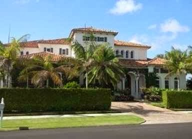 SOLD: Stunning MANALAPAN Mediterranean Revival 6300+ living sq ft estate