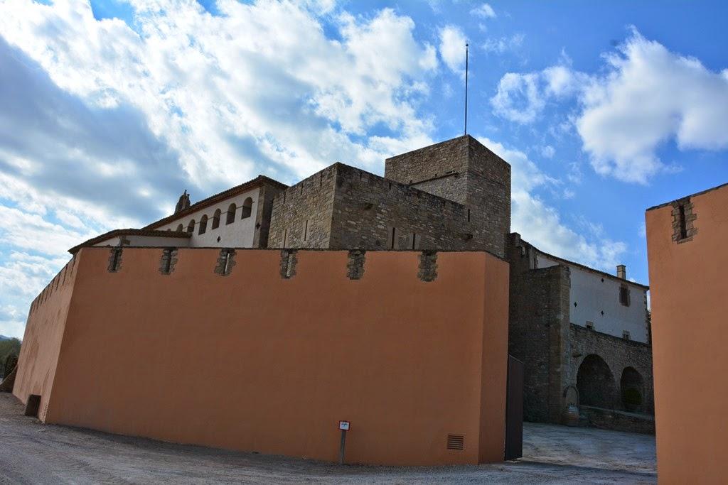 Oller dels Mas castle
