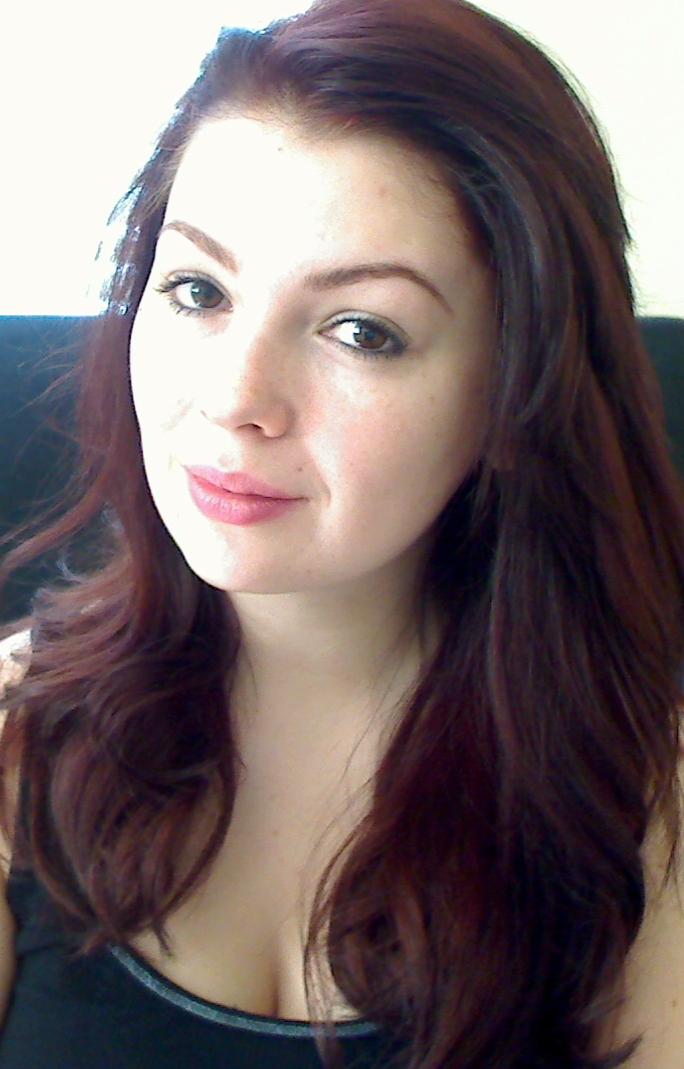 Dark Cherry Brown Hair Color