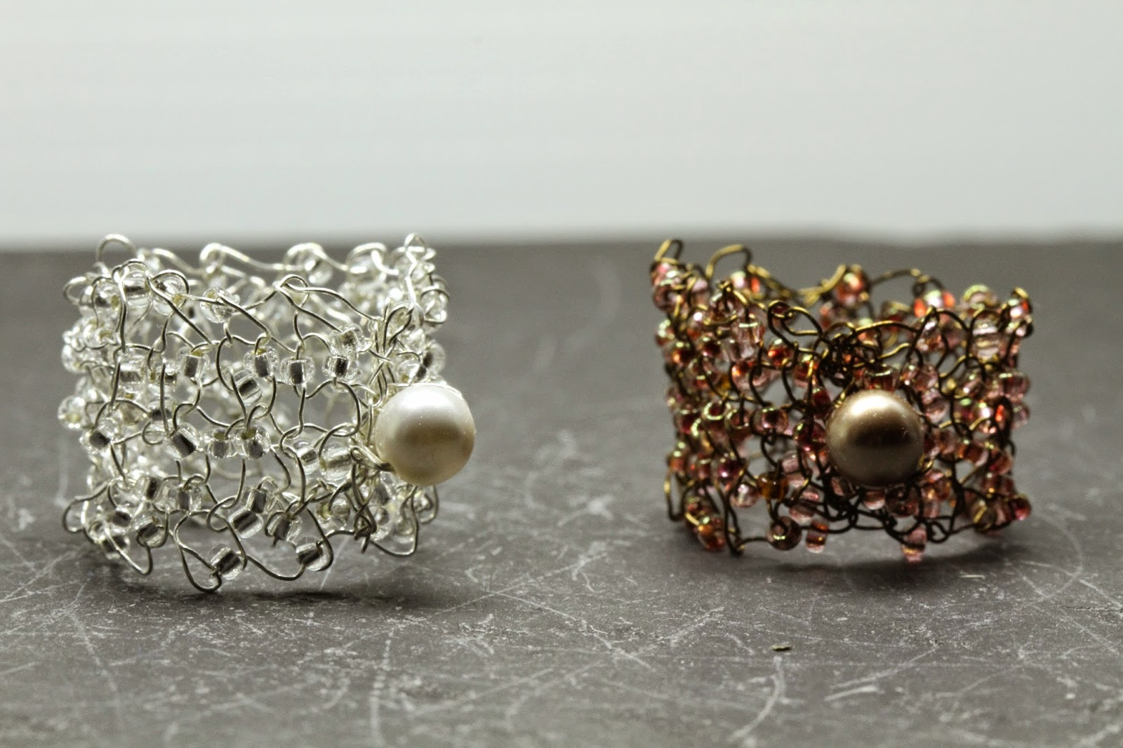 silver the angela of ring up metal wire rings close jewellery smith img knitted some views