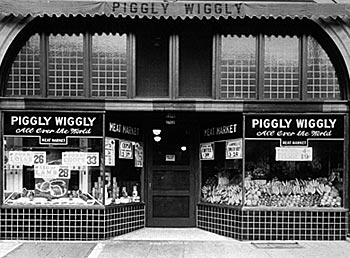 Lemon Harangue Pie: Piggly Wiggly: America's first modern grocery ...
