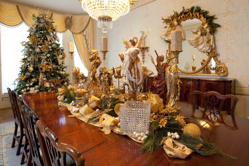 elegant christmas decorations - Elegant Christmas Decorations