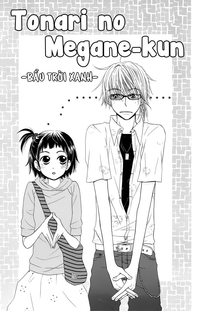 Tonari no Megane-kun chap 3 - Trang 1