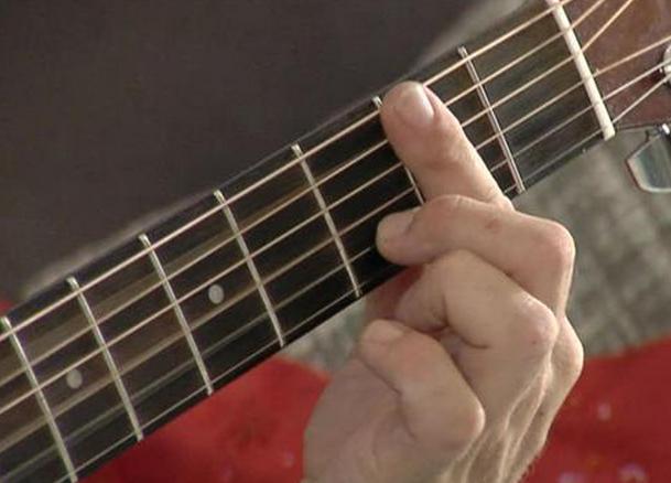 tutorial cara belajar kunci gitar