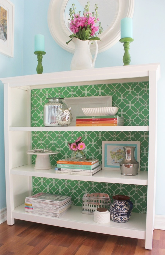 belle maison inspiration snapshot diy bookcase makeover