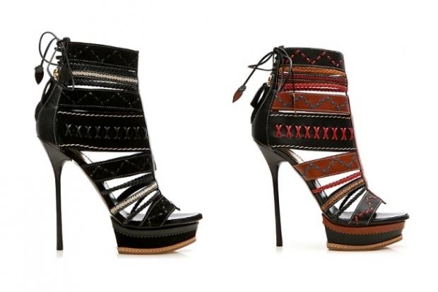 Женская Обувь Весна 2014