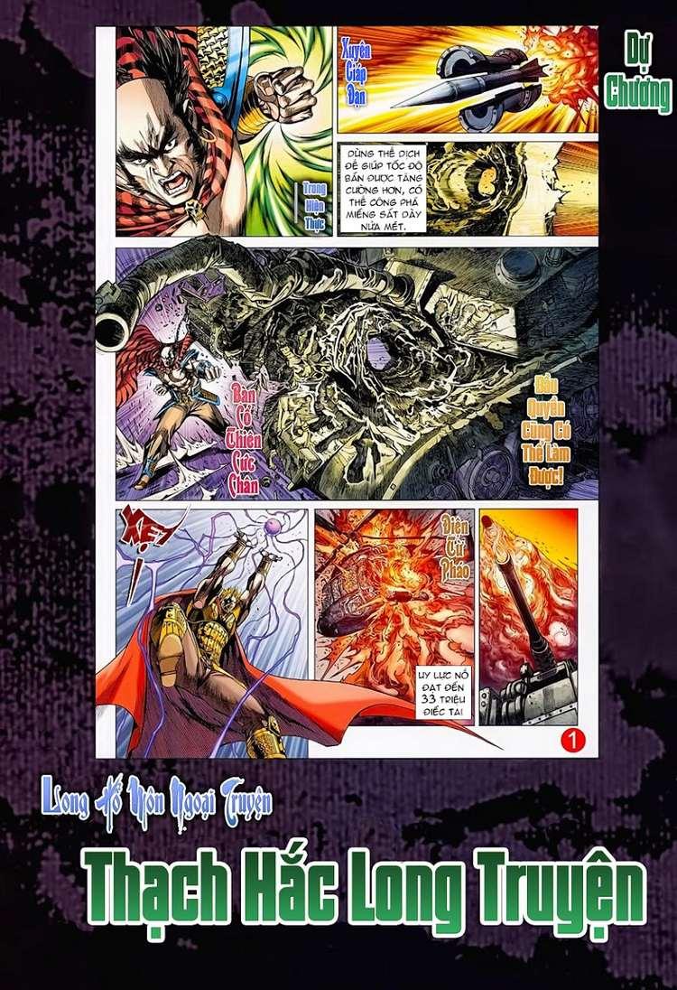 Hỏa Vân Tà Thần II chap 100 Trang 31 - Mangak.info