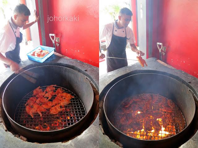 Chicken-Mandi-Parsia Restaurant-Johor