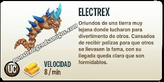 imagen de la descripcion del monster electrex