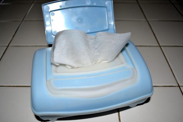 Fresh Care Flushable Wipes