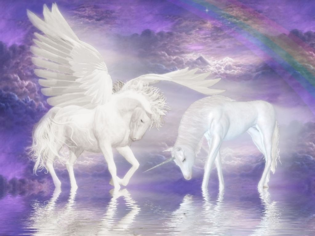 Publicado por ARCOIRIS en 13 00 00Unicorns And Rainbows Wallpaper