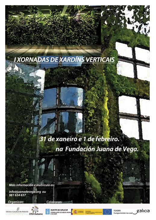Cursos escola galega de paisaxe jardiner a y paisajismo for Jardines verticales introduccion