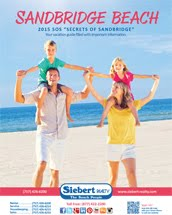 "**Click Photo** to Preview Vacation Guide ""Secrets of Sandbridge"""
