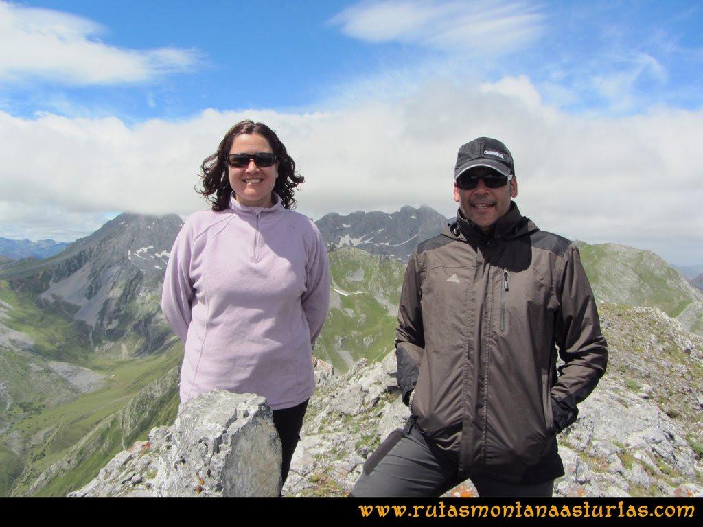 Ruta Tuiza Siegalavá: Cima del Siegalavá