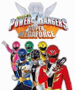 Biệt Đội Megaforce - Power Rangers Megaforce