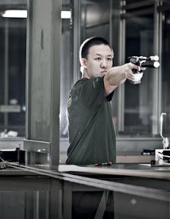 Felipe Wu - Pistola de Ar - Tiro Esportivo