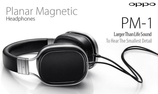 Oppo Memperkenalkan PM-1, Headset Super Premium Seharga Rp. 18 Juta