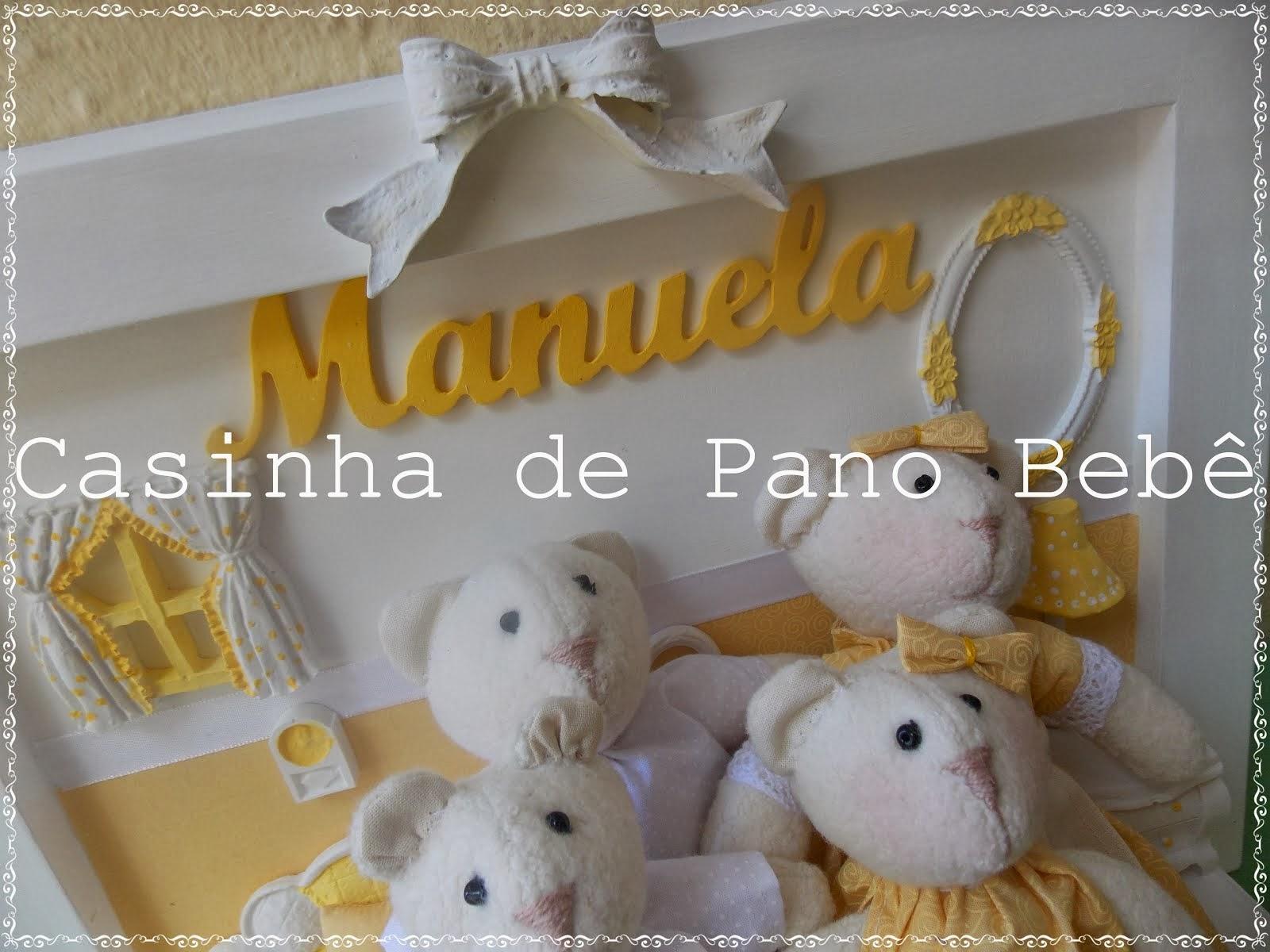Para Manuela...