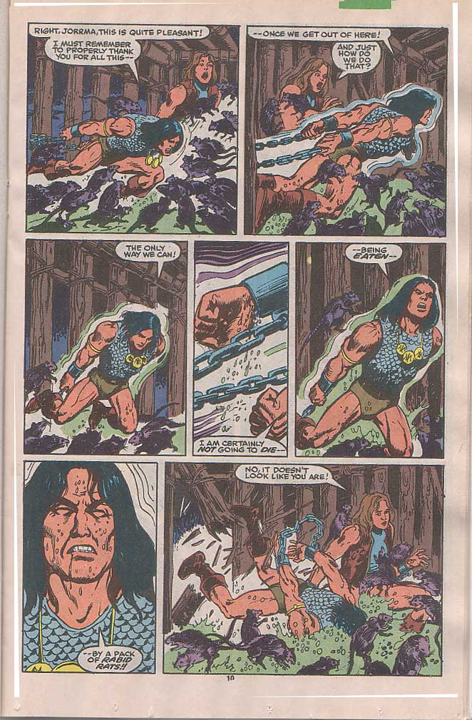 Conan the Barbarian (1970) Issue #236 #248 - English 8