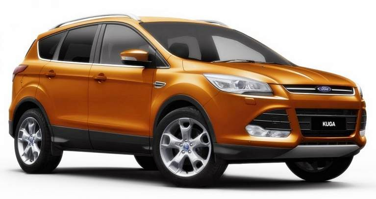 Ford Kuga 4x4 Off Road Review