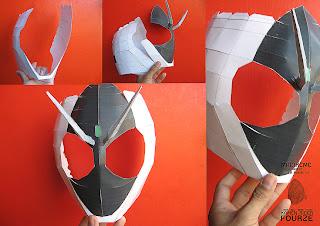 Tokusatsu Tôls File Papercraft... M5
