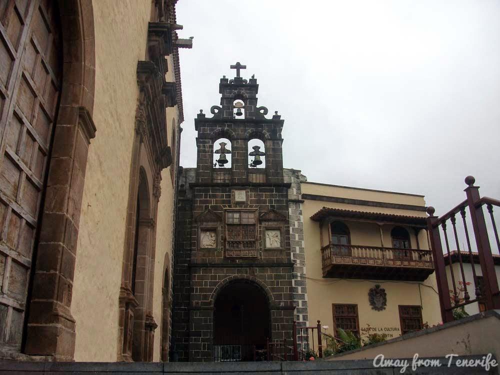 Iglesia San Agustin, La Orotava, Tenerife