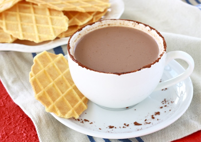 Spiced Hot Cocoa (sugar free) by SeasonWithSpice.com