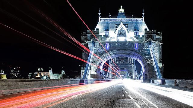 London Tower Bridge HD Wallpaper
