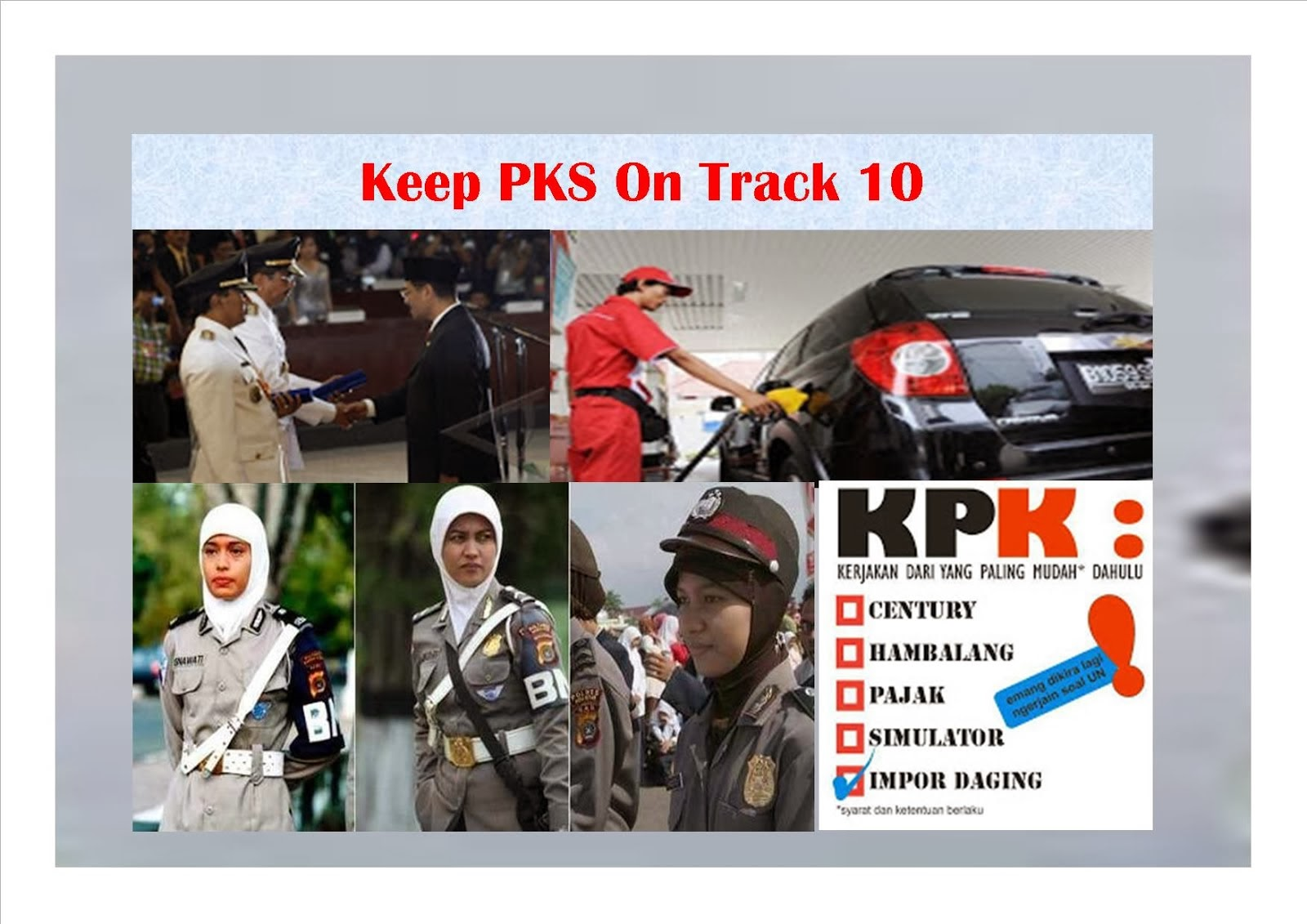 Keep PKS On Track 10