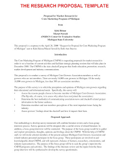 Business research proposal template militaryalicious business research proposal template accmission Gallery