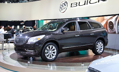 2014 Buick Enclave Review, Release Date & Price